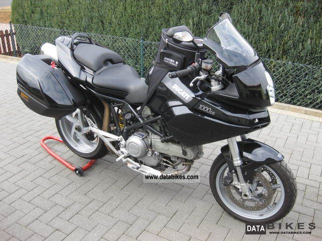 2004 Ducati  Multistrada MTS 1000 Motorcycle Motorcycle photo