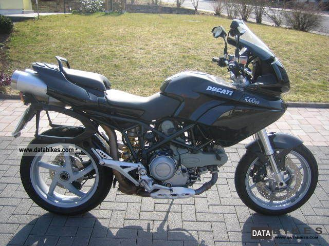 2004 ducati multistrada mts 1000. Black Bedroom Furniture Sets. Home Design Ideas