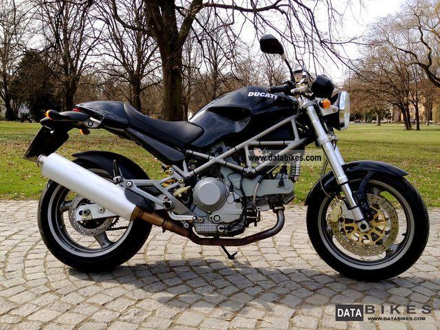 2003 Ducati  Monster 1000 S Motorcycle Naked Bike photo