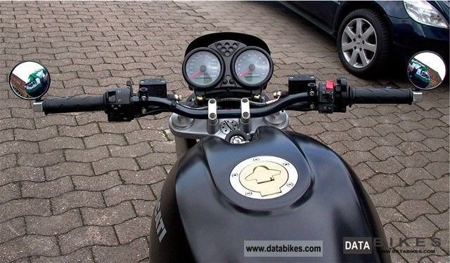 2002 ducati monster 620 i.e. dark
