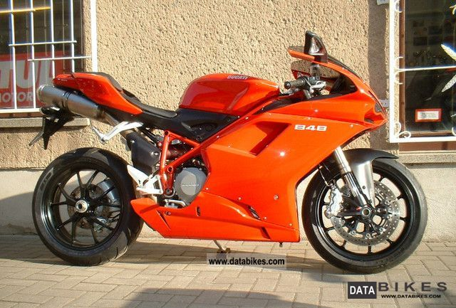 2010 Ducati  As new 848 from 1 Hand! Motorcycle Sports/Super Sports Bike photo