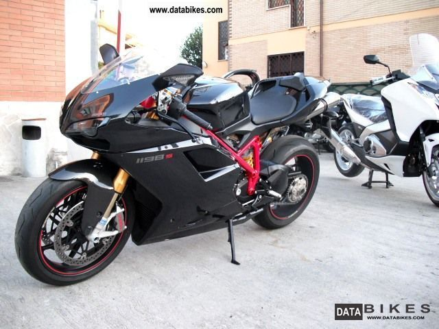2011 Ducati  1198 S Motorcycle Sports/Super Sports Bike photo