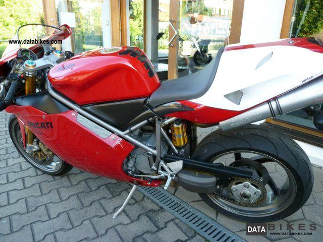 2003 Ducati 748 R