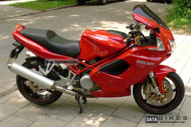 Ducati St Owners Manual