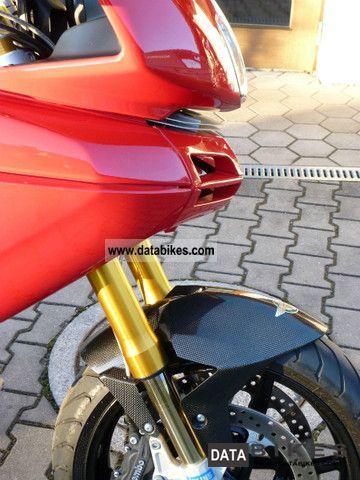 2007 Ducati  Multistrada 1100 S - Termignoni Ohlins Motorcycle Tourer photo