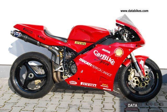 1999 Ducati  996 no 916/748 Motorcycle Sports/Super Sports Bike photo