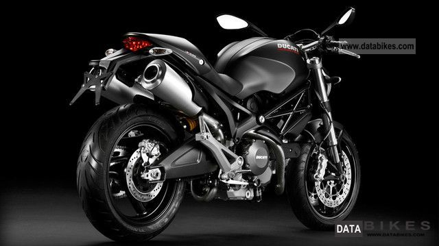 2011 Ducati  Monster 696 ABS black ** immediately ** Available Motorcycle Naked Bike photo