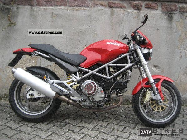 2003 Ducati  MONSTER 1000 S IE Motorcycle Naked Bike photo