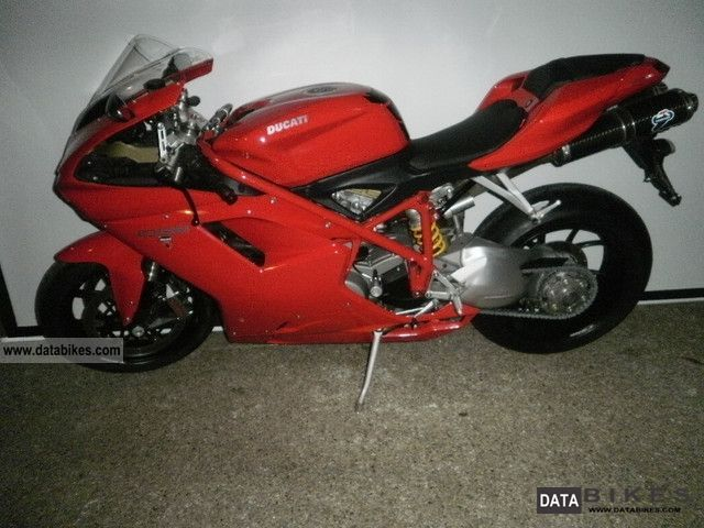 2009 Ducati  1098 * Inspection + belt + new tires * Motorcycle Sports/Super Sports Bike photo