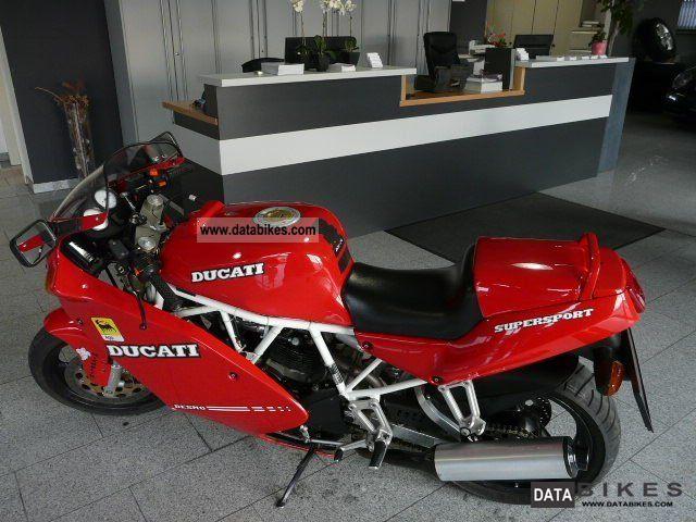 1992 Ducati  750 SS Super Sport / dream state! Motorcycle Sports/Super Sports Bike photo