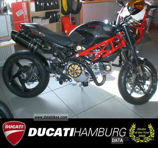 2010 Ducati  Monster 1100 ABS \ Motorcycle Motorcycle photo