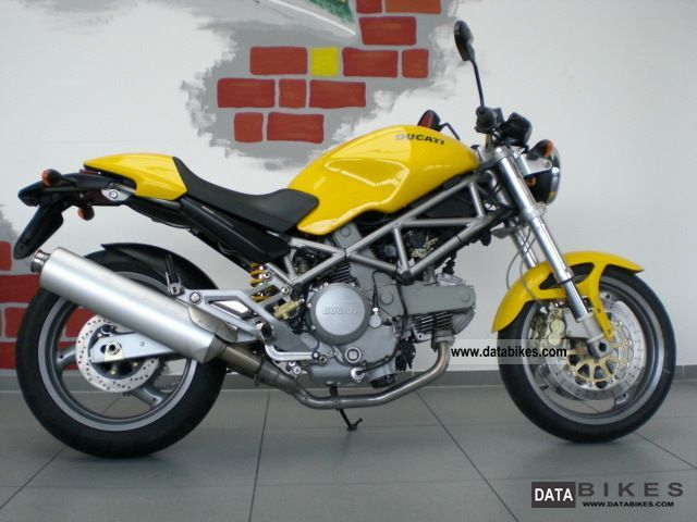 2004 Ducati  Monster 620 ie, 2.Hand only 4500 km Motorcycle Motorcycle photo