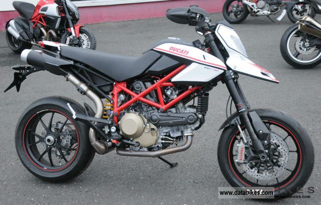 2011 Ducati  Hypermotard 1100 EVO SP Corse new car Motorcycle Motorcycle photo