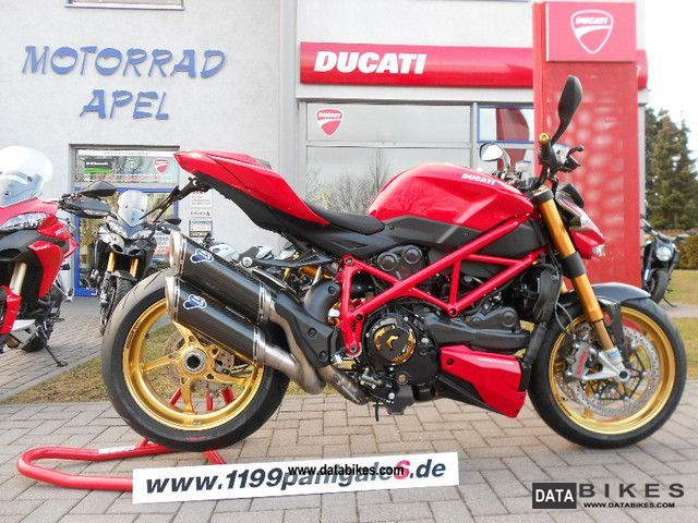 2011 Ducati  Streetfighter S OZ-performance EUROPE SHIPPING Motorcycle Streetfighter photo