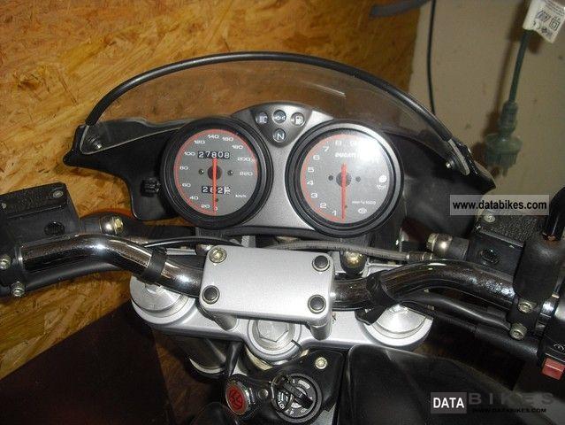 Ducati Monster Sr Service Manual