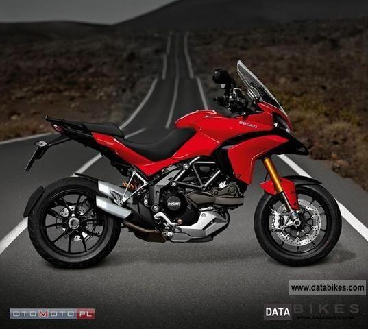 2011 Ducati  Multistrada 1200 NOWA Sztuka SALON POLKSA Motorcycle Sport Touring Motorcycles photo