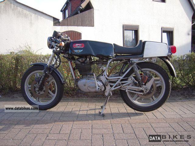 1982 Ducati  350 Vento Motorcycle Motorcycle photo