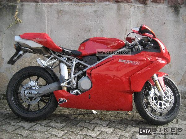 2002 Ducati  999 Motorcycle Sports/Super Sports Bike photo