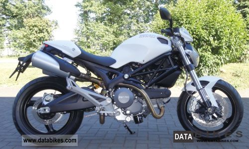 2011 Ducati  Monster 696 + ABS now available Motorcycle Naked Bike photo