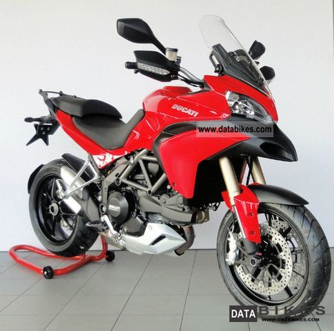 2011 Ducati  Multistrada 1200 ABS now available Motorcycle Enduro/Touring Enduro photo