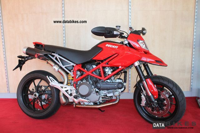 2011 Ducati  Hypermototard EVO 1100, top condition, red Motorcycle Motorcycle photo