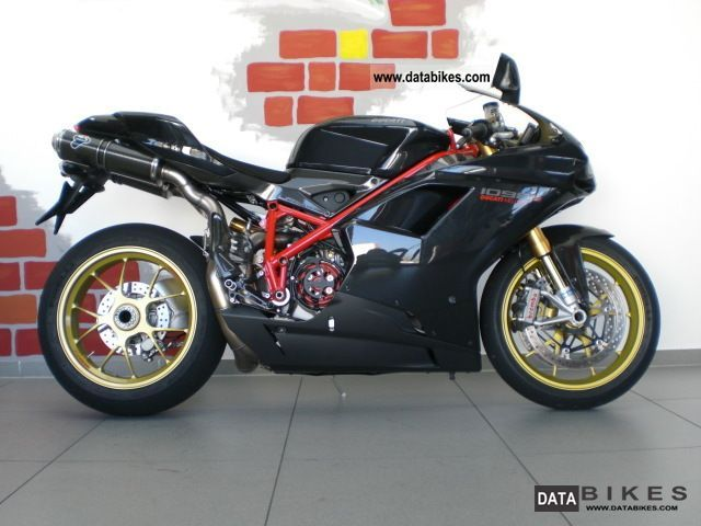 2007 Ducati  1098 from 1.Hand very much with accessories Motorcycle Motorcycle photo