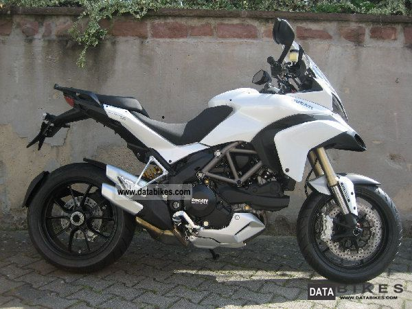 2011 Ducati  MULTISTRADA MTS 1200 Motorcycle Enduro/Touring Enduro photo