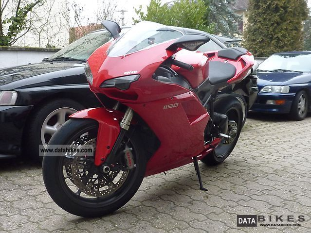 2011 Ducati  1198 DTC, DQS, DDA Motorcycle Sports/Super Sports Bike photo