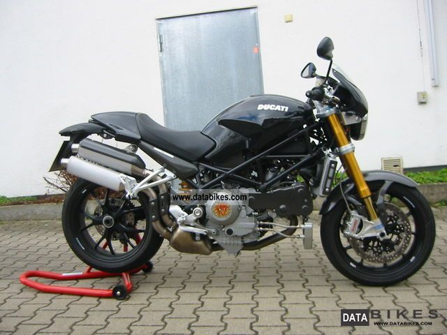 2006 Ducati  # # # *** TipTop Monster S4 RS # # # *** Motorcycle Motorcycle photo