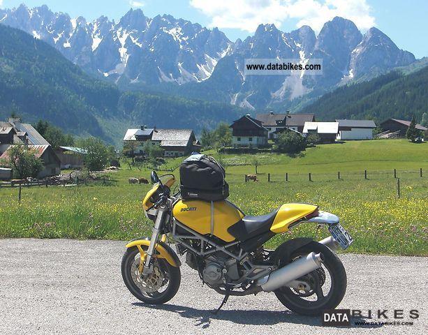 2004 Ducati  Monster 800ie Motorcycle Naked Bike photo