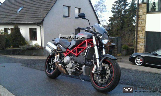 2007 Ducati  S4R Motorcycle Naked Bike photo
