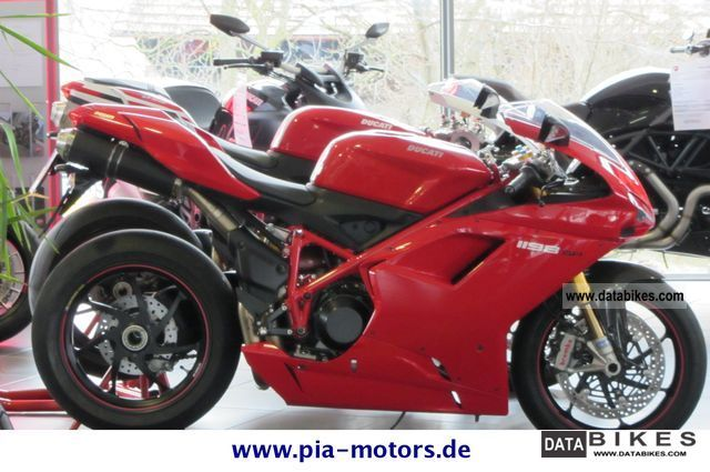 2011 Ducati  1198 SP Motorcycle Sports/Super Sports Bike photo