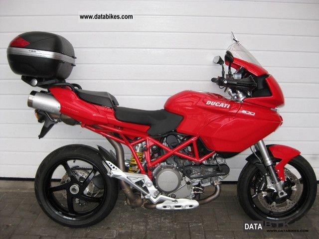 2008 Ducati  Multistrada 1100 Lots of extras excellent condition Motorcycle Tourer photo