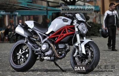 2011 Ducati  Monster 796, 2012 ABS model available now Motorcycle Naked Bike photo