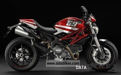 Ducati  Monster 796 ABS Hayden or Rossi Edition sofo 2011 Naked Bike photo