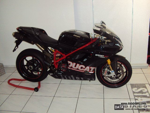 2011 Ducati  SP 1198, top condition with special decor Motorcycle Sports/Super Sports Bike photo