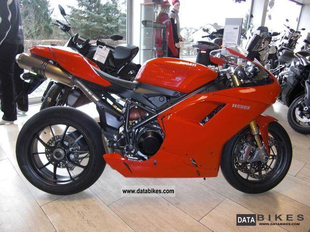 2011 Ducati  Öhlins 1198 Motorcycle Racing photo