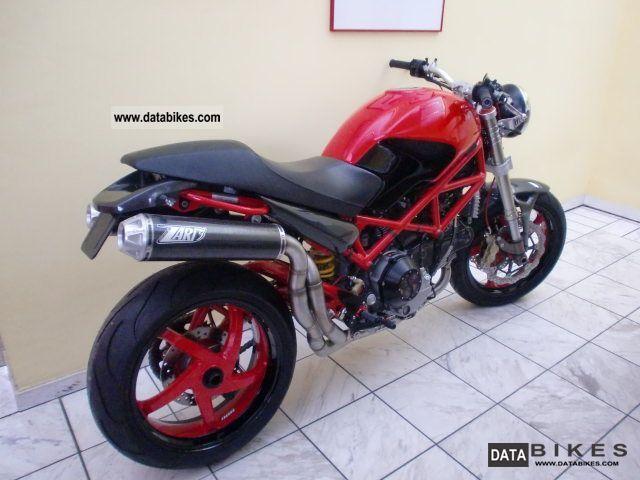 2008 Ducati  S2R 1000 Motorcycle Naked Bike photo