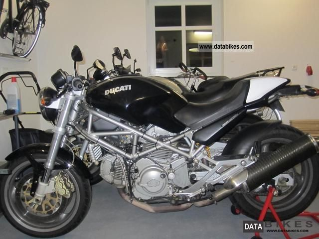 2004 Ducati  Monster 800i.e Motorcycle Naked Bike photo