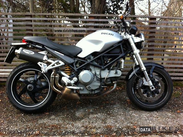 2006 Ducati  S2R 1000 Motorcycle Naked Bike photo