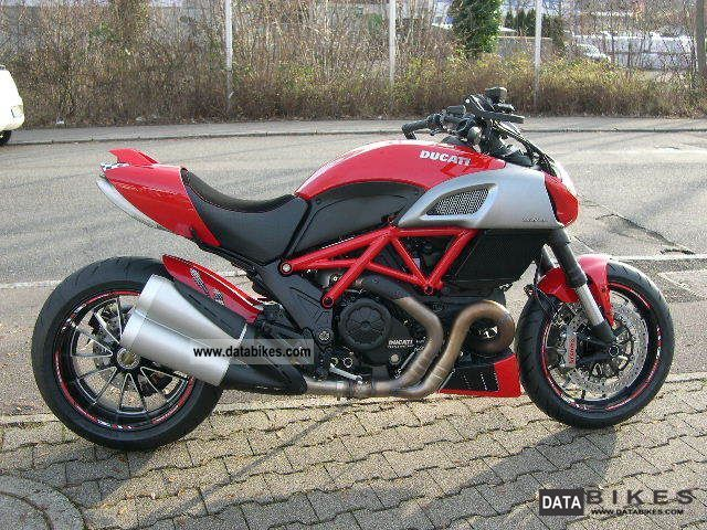 2011 Ducati  Diavel-tuning Motorcycle Naked Bike photo