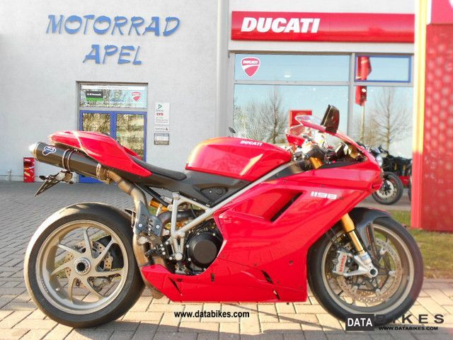 2009 Ducati  1198 S - Termignoni full 70 mm + slipper Motorcycle Sports/Super Sports Bike photo