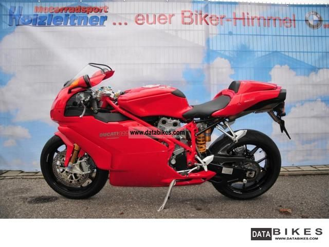 2007 Ducati  999S Motorcycle Sports/Super Sports Bike photo