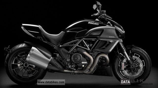 2011 Ducati  Diavel ABS ** ** immediately available Motorcycle Naked Bike photo