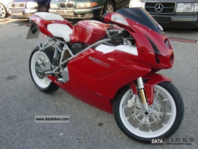 2003 Ducati  999 Termignoni checkbook Motorcycle Sports/Super Sports Bike photo