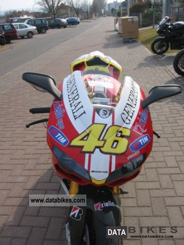 2011 Ducati  VALE 1198 SP - Rossi Replica - Motorcycle Sports/Super Sports Bike photo