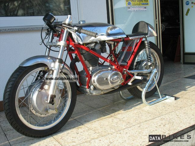 1971 Ducati 250 D Motorcycle Racing photo 6