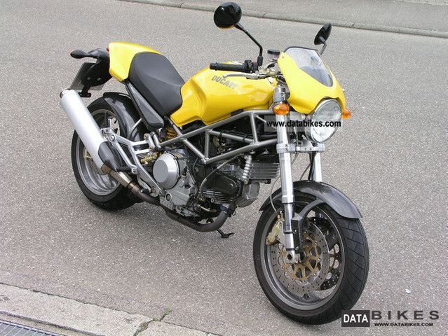 2001 Ducati  Monster 900 S.i.e. Motorcycle Motorcycle photo