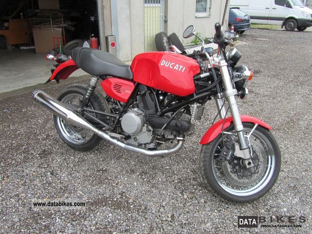 2006 Ducati  GT 1000 Classic Motorcycle Motorcycle photo