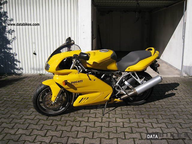 2004 Ducati  1000 DS Desmodue Motorcycle Sports/Super Sports Bike photo